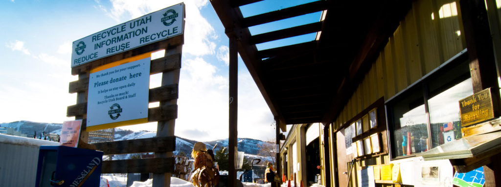 Park City recycling center